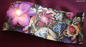 Bougeoir-lotus violet-flamme-RG-GM
