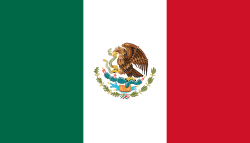 250px-Flag of Mexico svg