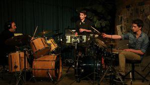 01 Showact Percussion von Bassen Samba 1