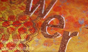 journal art sonia 05-01-13 - flowers lettres