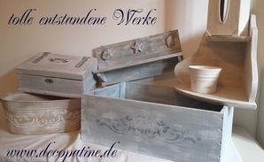 Shabby Chic Workshop Muenchen Decopatine 9
