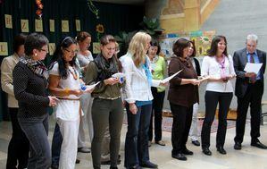 DusoltEinfuehrung 04 Lehrerkollegium Chor