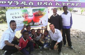 clean up aour mekelle
