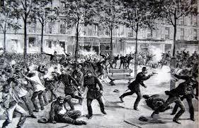 grève sanglante