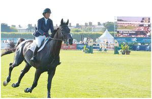 Beezie Madden The winner Chantilly Global Champions Tour 20