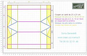 boite triangle base 21