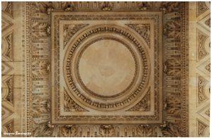 Le Pantheon Paris cercle au carre