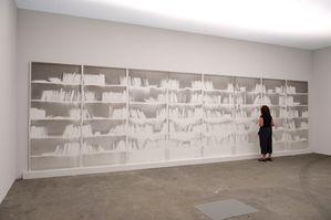Bibliothèque _Claudio Parmiggiani