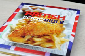 british food bible