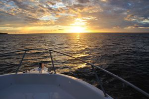 crepuscule en mer (10)