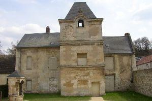 Verneuil en Halatte le chateau de S de Brosse
