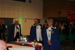 les chevaliers au rendez-vous du beaujolais 2011