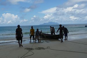 ile de Mahé pêche