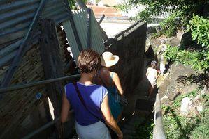 Terre Sainte escalier