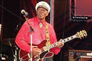 Chuck Berry live