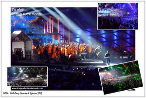 Les Enfoires 2012 Un autre Monde