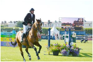 Roger Yves Bost Chantilly Global Champions Tour 2013