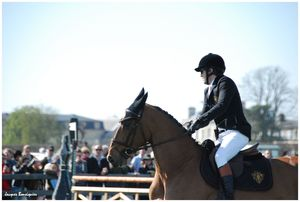 Guillaume Canet Jumping Chantilly 20 avril 2013 a