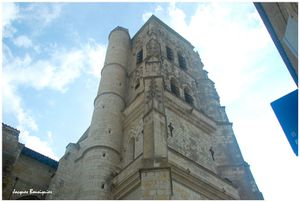 Lectoure cathedrale st gervais