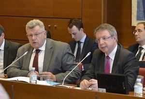 Loi de règlement 2013 en commission 2