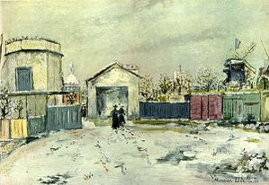 Utrillo Tour philosophe
