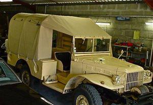 Capote Dodge 4x4