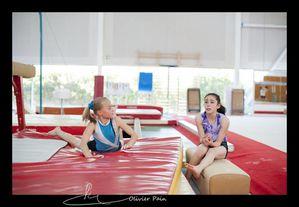reportage gymnastes à tours par Olivier Pain reporter photographe basé sur Tours