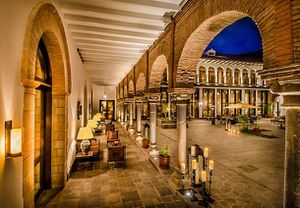 Marriott cusco