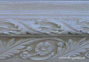 Barockspiegel Nymphenburg Wandspiegel Facettenschl-Kopie-2