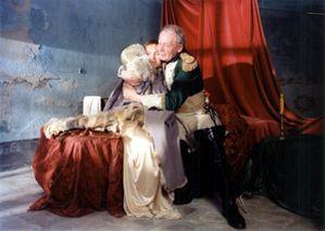 La Marquise von O et son père