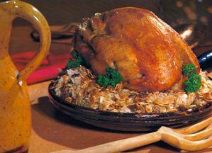 poulet-amandes