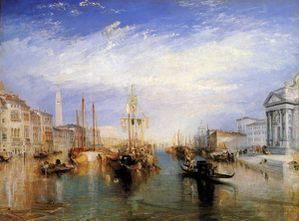 Joseph-Mallord-William-Turner-peintre-venitien