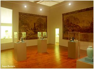 Agen Musee Beaux Arts tapisserie
