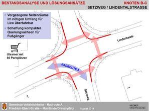 10 Knoten B C Setzweg Lindendal 2
