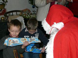 Père Noël & Jules & Gauthier
