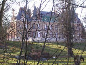fontenay sur eure chateau des Boulard