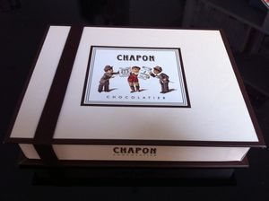 Boite chocolats Chapon 2