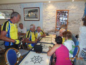Cyclo resto à Piriac sur Mer