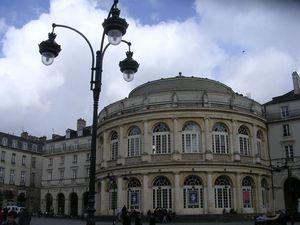 Rennes Théatre de la ville opéra