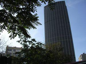 Paris la tour Montparnasse 2