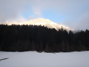 Mont Colombier (Face nord) 1