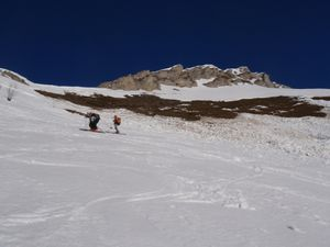 Mont Colombier (Face nord) 4