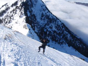 Mont Colombier (Face nord) 6