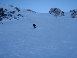 Mont Colombier (Face nord) 12