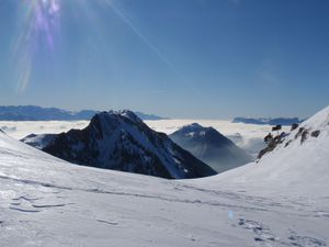 Mont Colombier (Face nord) 14