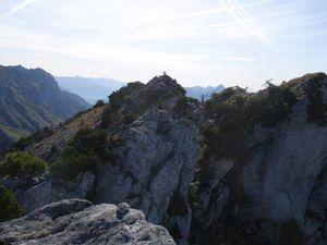 Le Lanfonnet (Depuis Col de la Foraclaz) 10