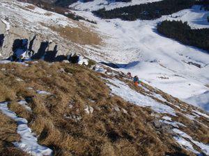 Dent d'Arclusaz (depuis le Col de l'Eperney) 9