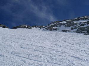 Aiguille de Péclet (versant ouest) 7