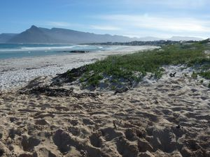 Plage Hout Bay