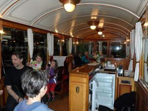 Wagon salon Bernina